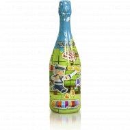 Напиток среднегазированнный «Minefruit» мохито клубничный, 1 л.