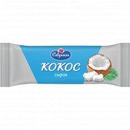 Сырок творожный «Кокос» глазированный с ароматом ванили, 23%, 40 г