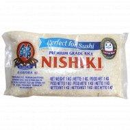 Рис шлифованный для суши «Nishiki» 1 кг.