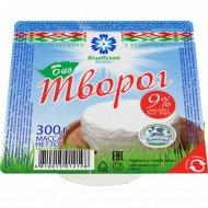 Биотворог «Витебское молоко» 9%, 300 г.