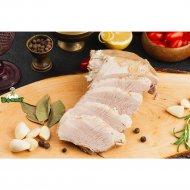Мясо свинины отварное готовое, 1 кг., фасовка 0.5-1 кг