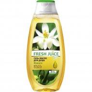 Гель-масло для душа «Fresh Juice» moringa, 400 мл.