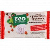 Зефир «Eco Botanica» с кусочками брусники, 250 г.