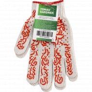 Перчатки садовые «Tomas Gardner» c ПВХ покрытием.