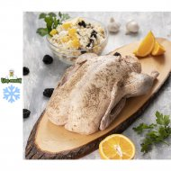 Полуфабрикат Утка фаршированная «Сюрприз» замороженная, 1 кг., фасовка 2.1-2.7 кг