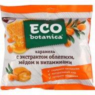 Карамель «Eco botanica» экстракт облепихи-мед-витамины, 150 г.