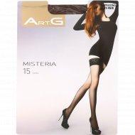 Чулки женские «ArtG» Misteria, 15 den, capuccino