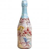 Напиток безалкогольный «Magic Princess» вкус лимонад клубничный, 0.75 л.