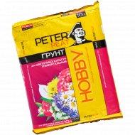 Грунт для цветочных культур «Peter peat» универсальный, 10 л.
