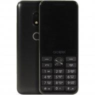 Сотовый телефон «Alcatel» 2003D темно-серый.