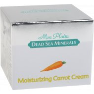 Крем для лица «Mon Platin» морковный, увлажняющий, 50 мл.