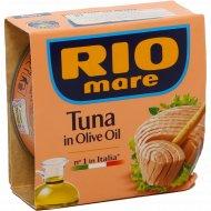 Тунец «Rio Mare» в оливковом масле, 160 г.