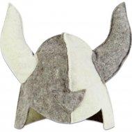 Шапка банная «Викинг» войлок, Б417.