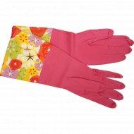 Перчатки резиновые хозяйственные, PR1