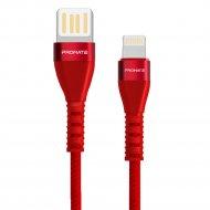 Кабель USB Lightning «Promate» VigoRay-i, 1.2 м.