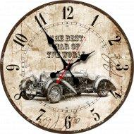 Часы настенные «Ретро мобиль».