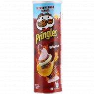 Чипсы «Pringles» шашлык, 165 г.