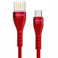 Кабель USB «Type-C Promate» VigoRay-C, 1.2 м.