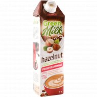 Напиток из фундука «Green milk» на рисовой основе, 2%, 1 л.