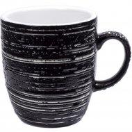 Кружка «Belbohemia» QYZ10061, черный, 330 мл