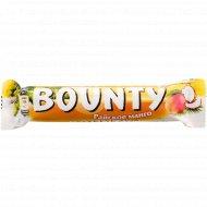 Конфета «Bounty» райское манго, 2х26 г.