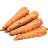 Морковь столовая, 1 кг, фасовка 1.9-2.1 кг