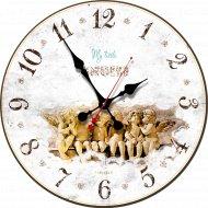 Часы настенные «Ангелочки».