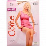 Колготки женские «Conte» Nuance, размер 5, 20 den, natural