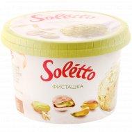 Мороженое «Soletto» фисташка, 190 г.