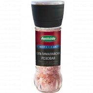 Соль гималайская «Avokado» розовая, 110 г.