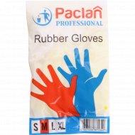 Перчатки резиновые «Paclan Professional» М.