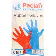 Перчатки резиновые «Paclan Professional» XL.