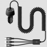 Автомобильное зарядное устройство «Promate» VolTrip-UNI, 3.4A.