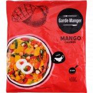 Полуфабрикат с мясом птицы, рисом и манго «Garde Manger» 400 г