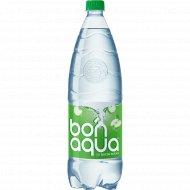 Вода питьевая газированная «Bonaqua» яблоко, 1.5 л.