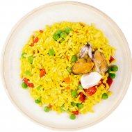 Рис с морепродуктами «Garde Manger» замороженный, 400 г