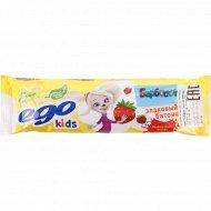 Батончик злаковый «Ego Kids» клубничный десерт, 25 г