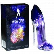 Туалетная вода женская «Show Girls Party» 30 мл.