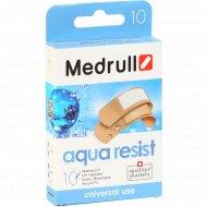 Лейкопластырь медицинский «Medrull» Aqua Resist №10, 10 шт.