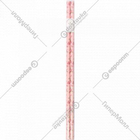 Бумага декоративная в рулоне, YC-14, 2 шт.