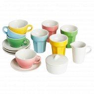 Набор для кофе и чая «Дуктиг» 10 предметов.