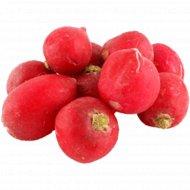 Редис красный, 1 кг, фасовка 0.4-0.5 кг