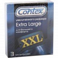 Презервативы «Contex» Extra Large 3 шт.