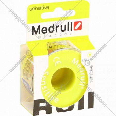 Пластырь «Medrull» Sensitive, 2.5х500 см.