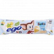 Батончик злаковый «Ego Kids» Сливочный пломбир, 25 г.