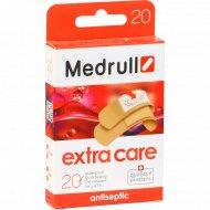 Лейкопластырь медицинский «Medrull» Extra Care №20, 20 шт.