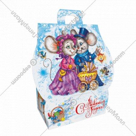 Новогодний подарок «Семейка мышкиных» 400 г.
