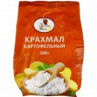 Крахмал «Эстетика вкуса» картофельный, 200 г.