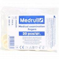 Напальчники медицинские «Medrull» 20 шт.