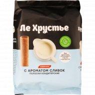 Полоски кондитерские «ЛеХрустье» с ароматом сливок, 100 г